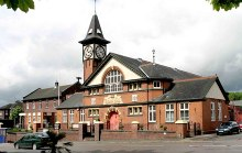 Kidsgrove, Staffordshire © www fotodiscs4u co uk